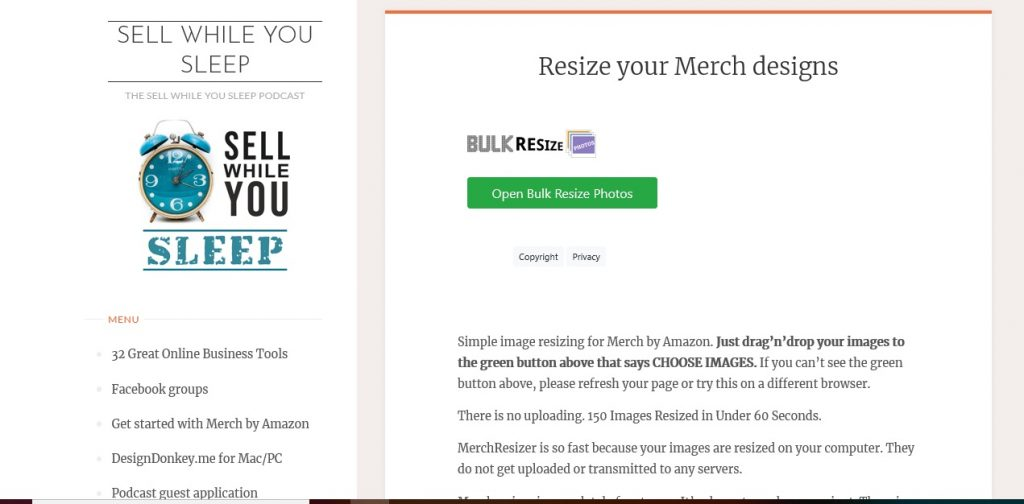 Tips for Using Merch Resize Designs