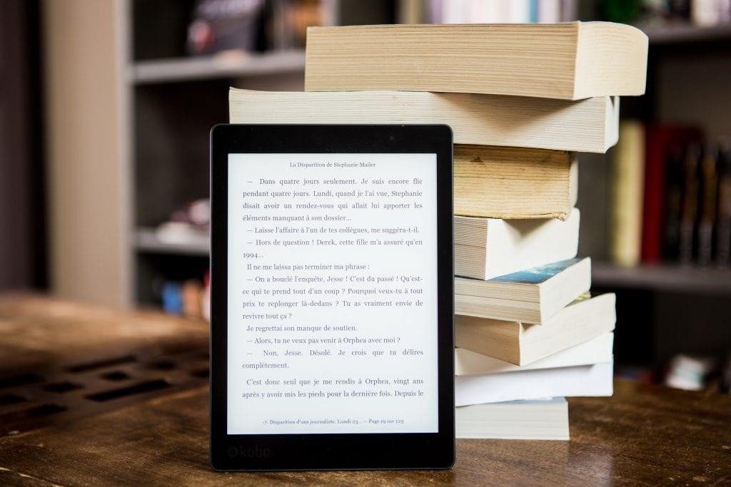 eBook vs Print