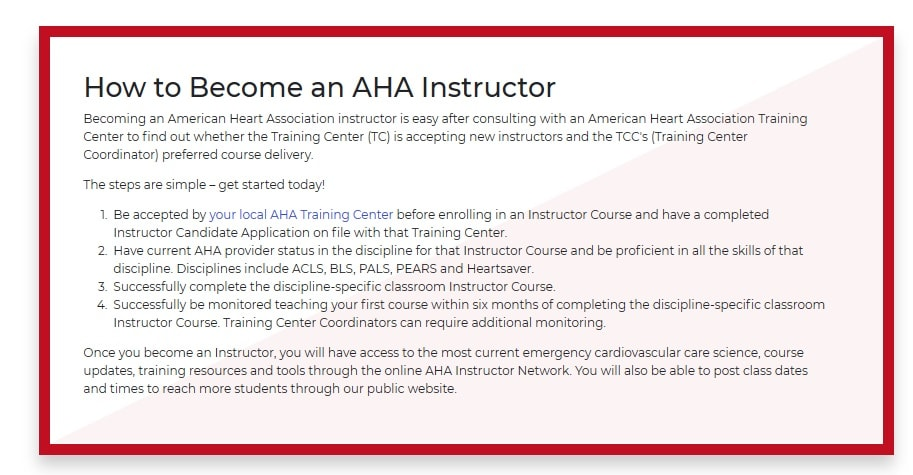 AHA Certification - Nurse Side Hustles