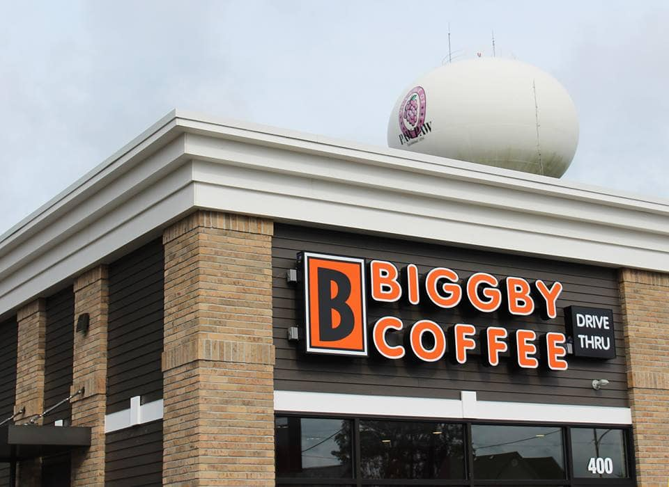 Best Coffee Franchise-Biggby Coffee