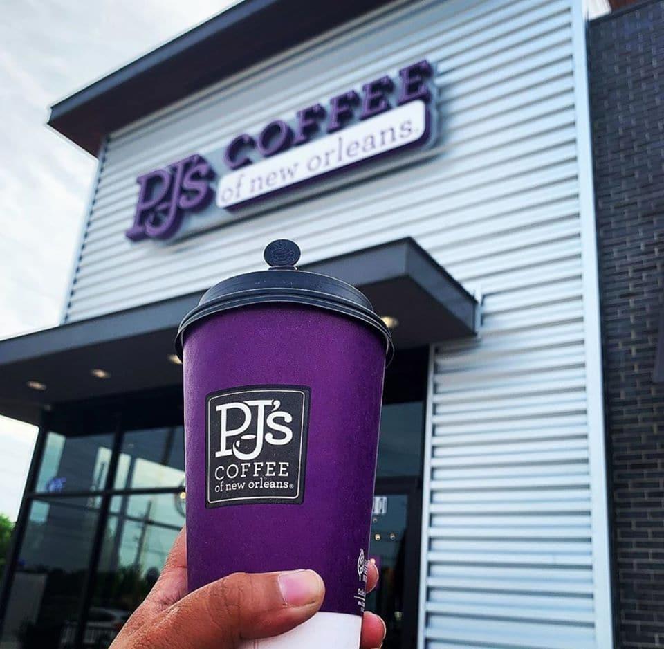 Best Coffee Franchise- PJ's Coffee