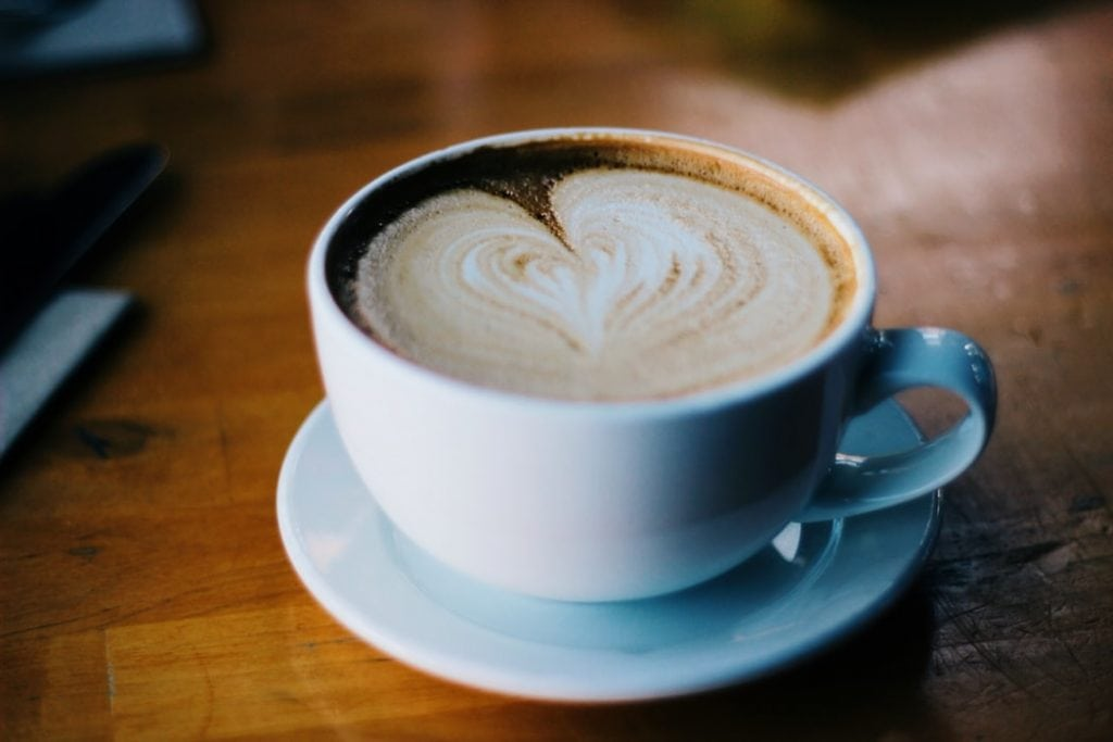 Best Coffee Franchises-Coffee with heart