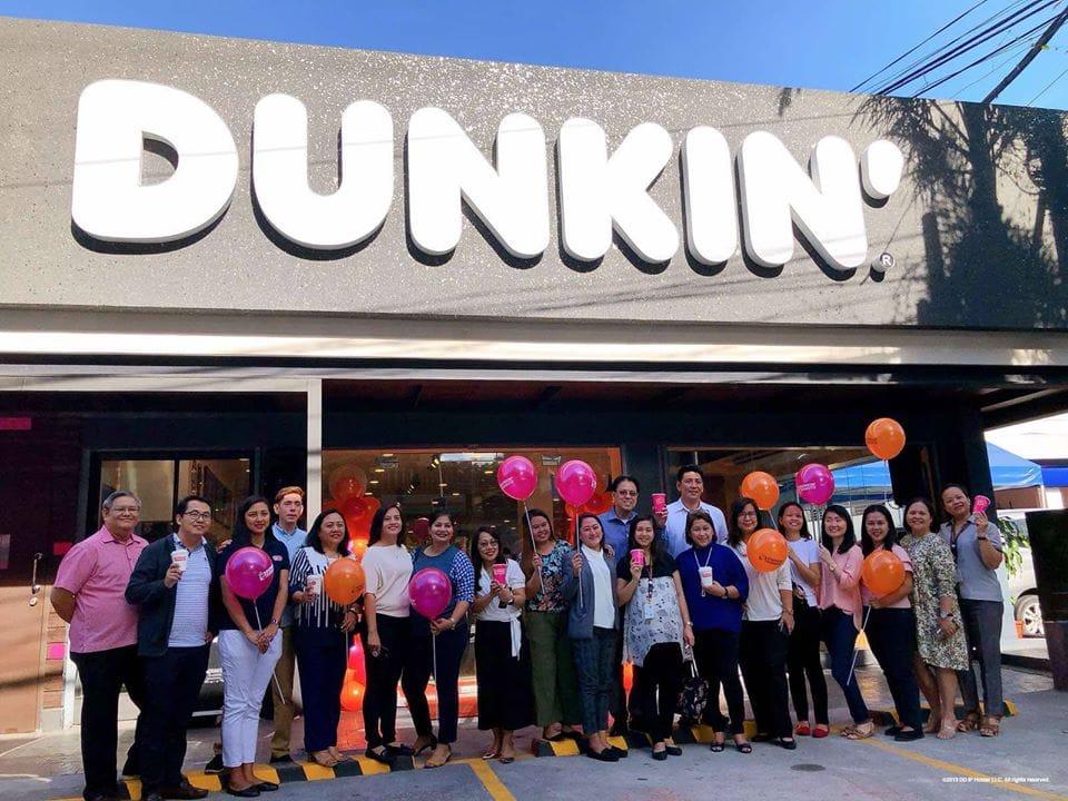 Best Coffee Franchises-Dunkin'