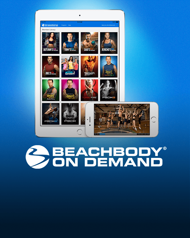 Team Beachbody - On Demand