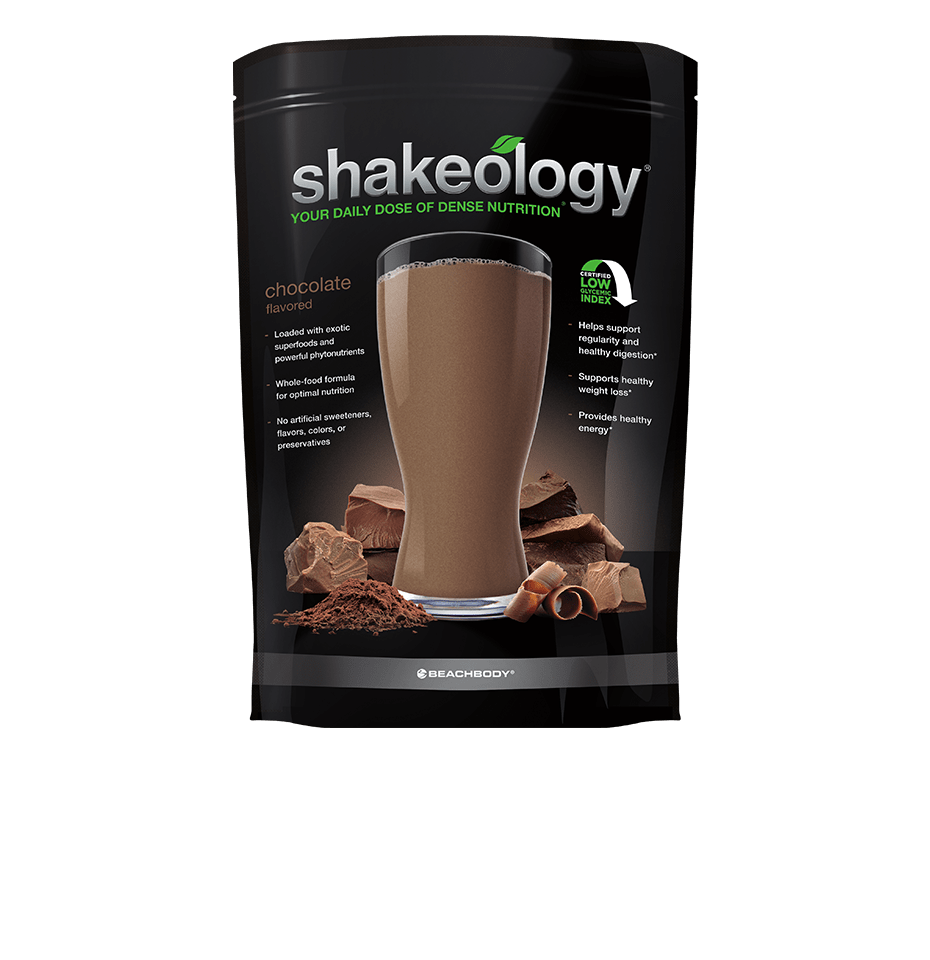 Team Beachbody Shakeology