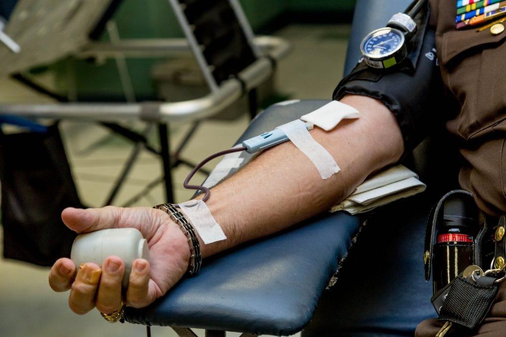 Get paid to donate plasma