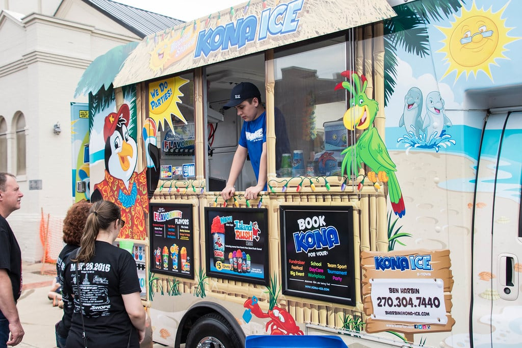 Kona Ice Franchise