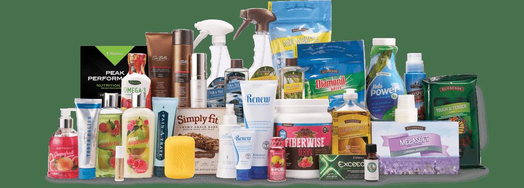 Melaleuca Company Product Lines