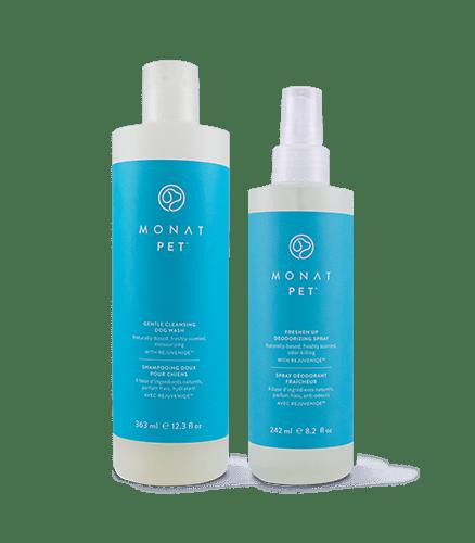 Monat Pet Shampoo And Conditioner