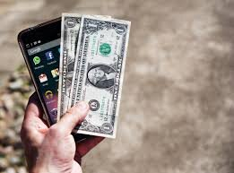 Phone and Cash 2