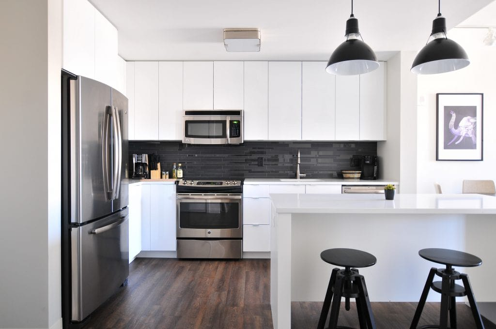 Best Time to Buy Appliances layout