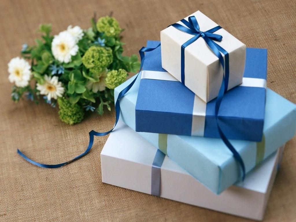 Spending on a wedding gift
