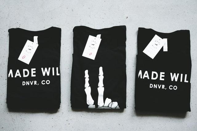 Making tshirts as a side hustle