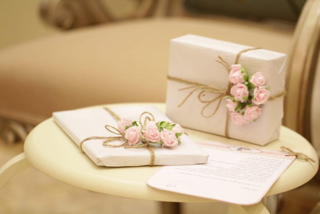 wedding gift budget