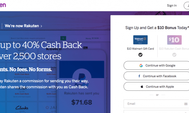 Ebates Review – A Look At This Cashback App And Company Now Called Rakuten