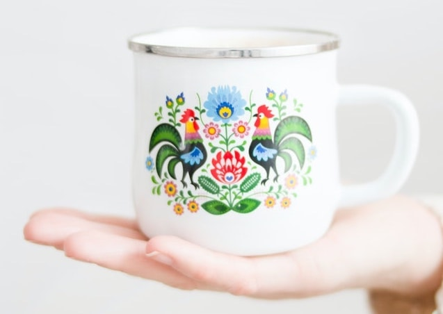 Print on demand mugs