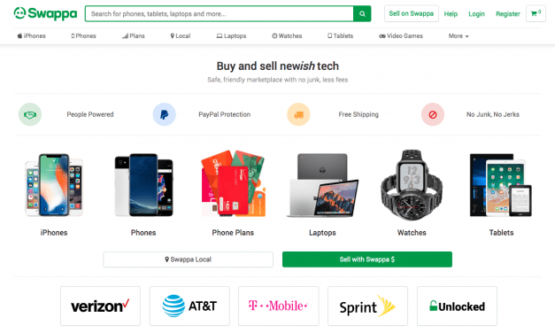 Swappa Review – A Look At This E-Commerce Site For Used Electronics