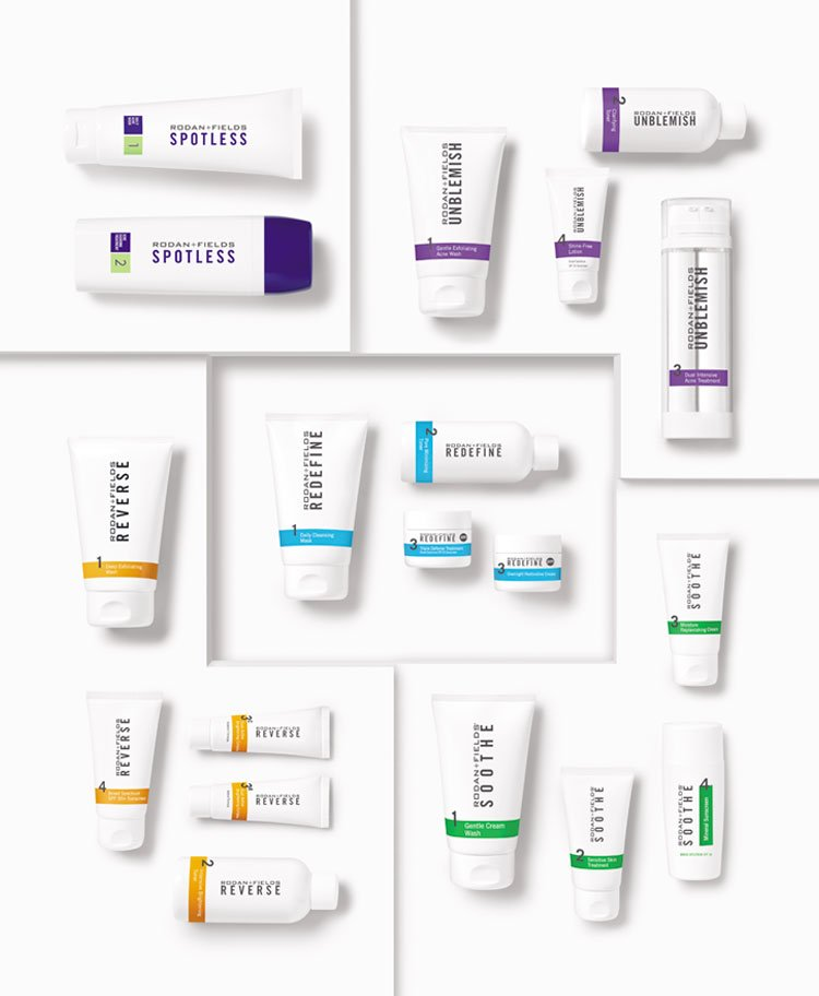 Rodan and Fields Products