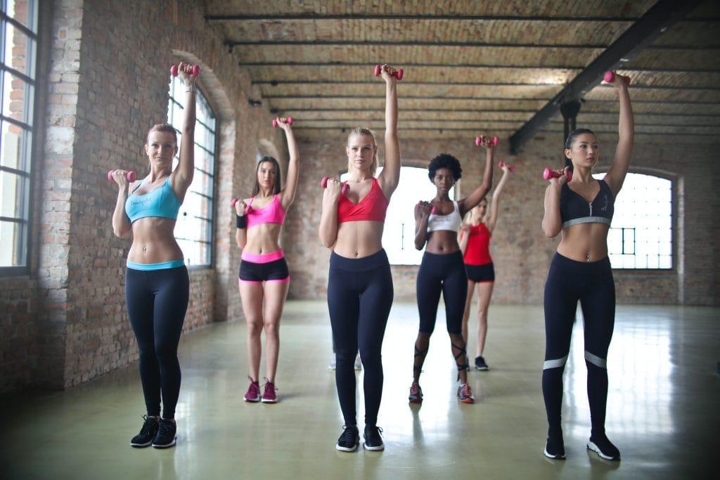 Teach Fitness Classes Side Hustle