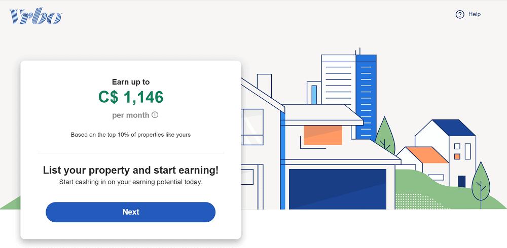 VRBO Earnings Potential