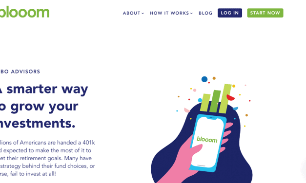 Blooom Review – Is It A Better Way To Manage Your 401K?