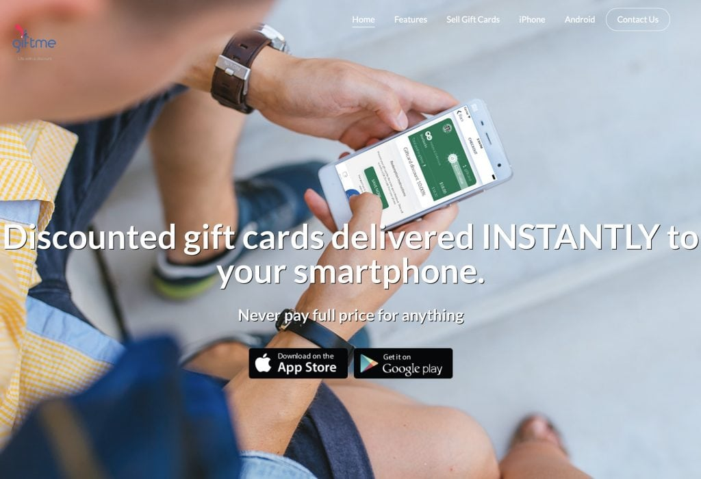 Gift Me Website