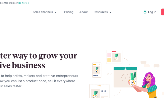 Zibbet Review – Sell Your Creative Goods Across Multiple Sales Channels