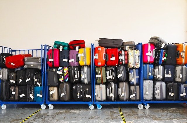 Bag Weights and Size Limits on Airports